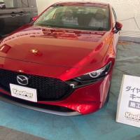 【新車】マツダ3 ダイヤモンドキーパー
