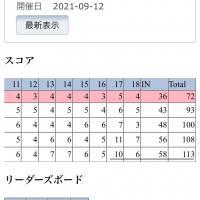 ゴルフ!!(9)