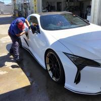 天気が良くなっら洗車