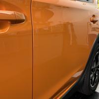 最近よく見るオレンジ色
