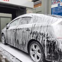 手洗い洗車始めました!!